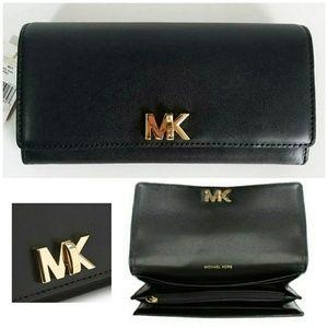 Michael Kors Mott Large Leather Wallet